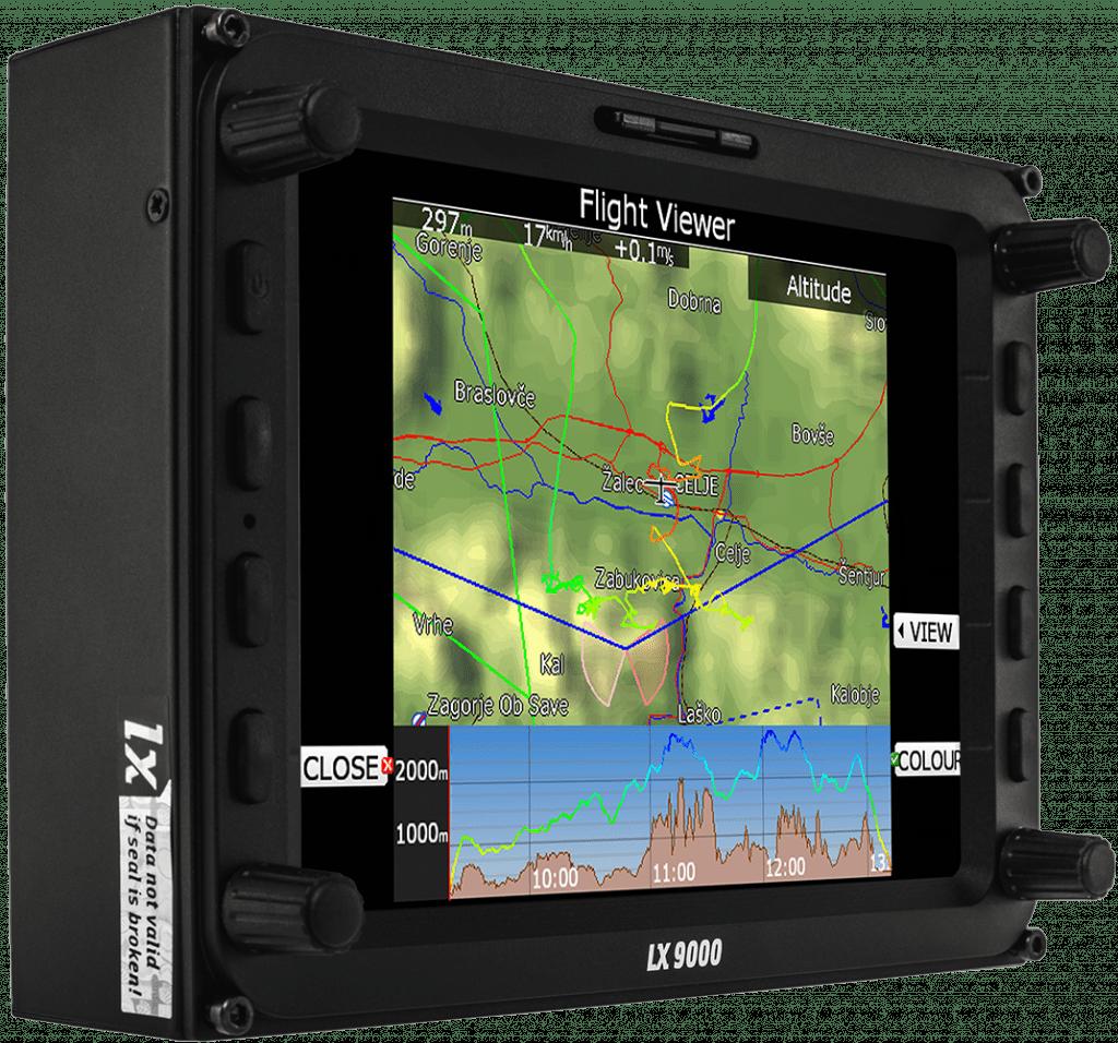 LXNAV LX9000 Navigation System Driver Download