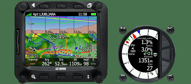 LXNAV V8 vario Digital Variometer Driver