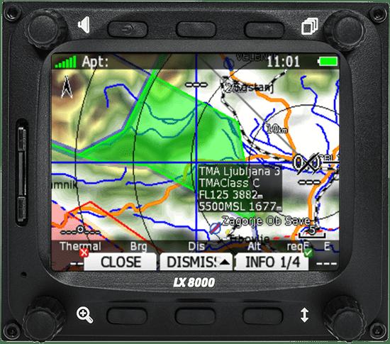 LXNAV LX8000 Navigation System Download Drivers
