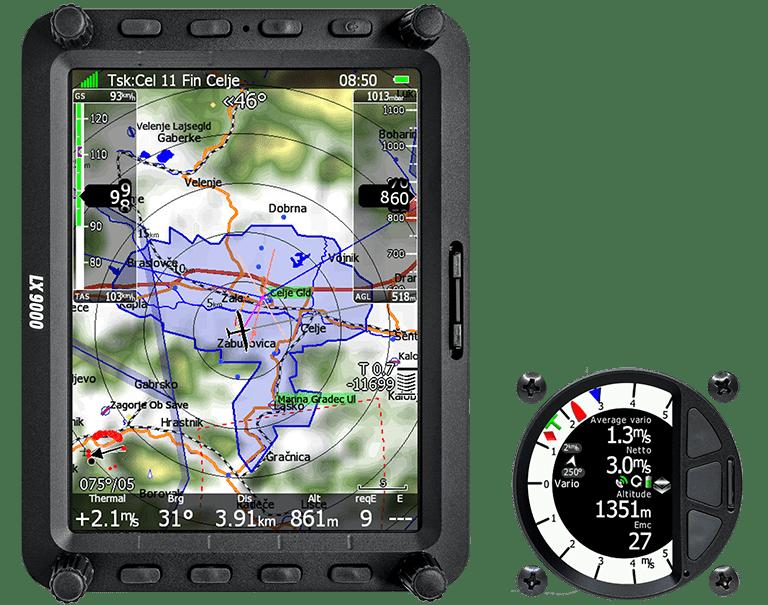 LXNAV LX9000 Navigation System Windows 8 X64 Treiber