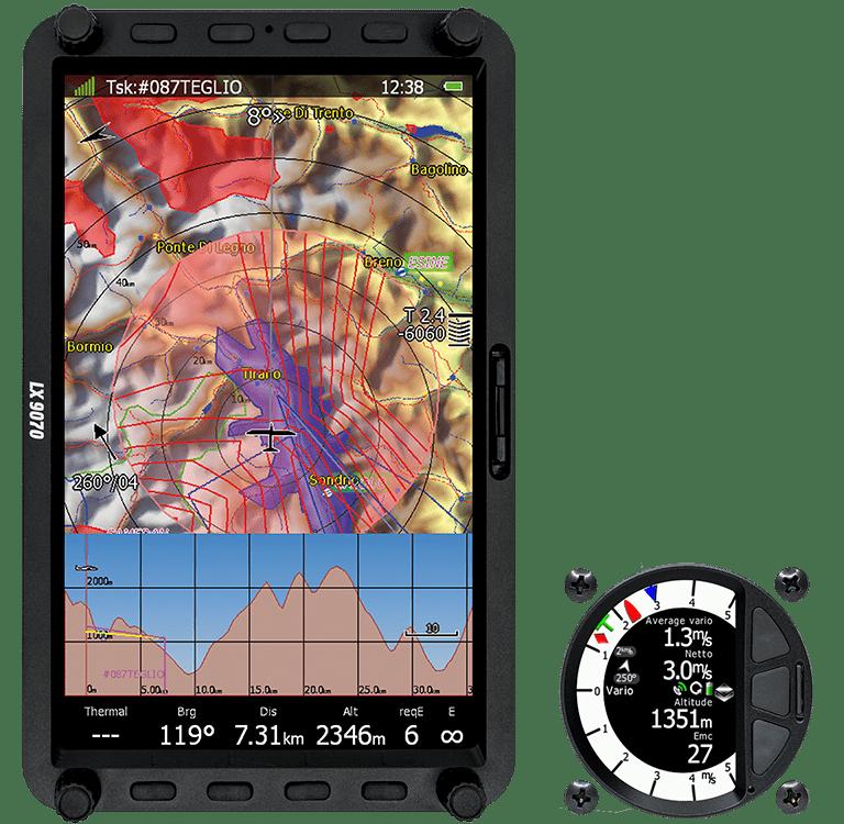 Download Driver: LXNAV V8 vario Digital Variometer