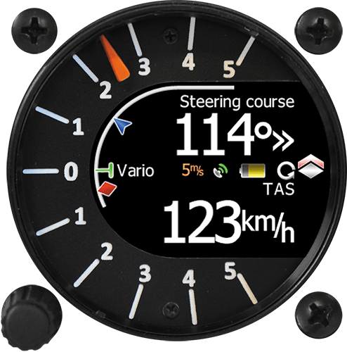 New Drivers: LXNAV V7 Digital Variometer