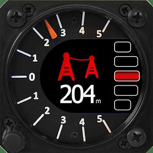LXNAV S7 vario Digital Variometer XP
