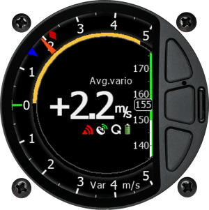 LXNAV V80 vario Digital Variometer Windows 7 64-BIT