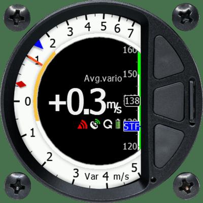 LXNAV V8 vario Digital Variometer Last