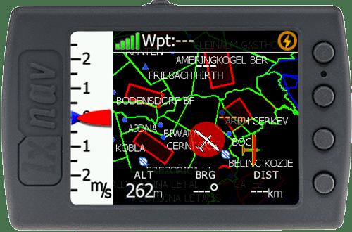 New Driver: LXNAV Nano3 Flight Recorder